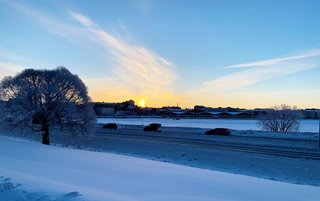 Luleå Today 13:30 -25C
