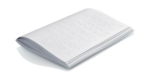 Request braille samples