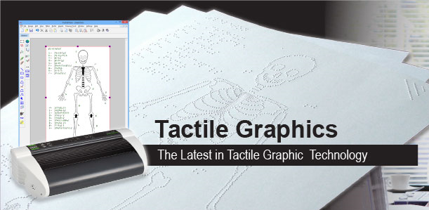 TactileView - Braille tactile graphics software - Index Braille