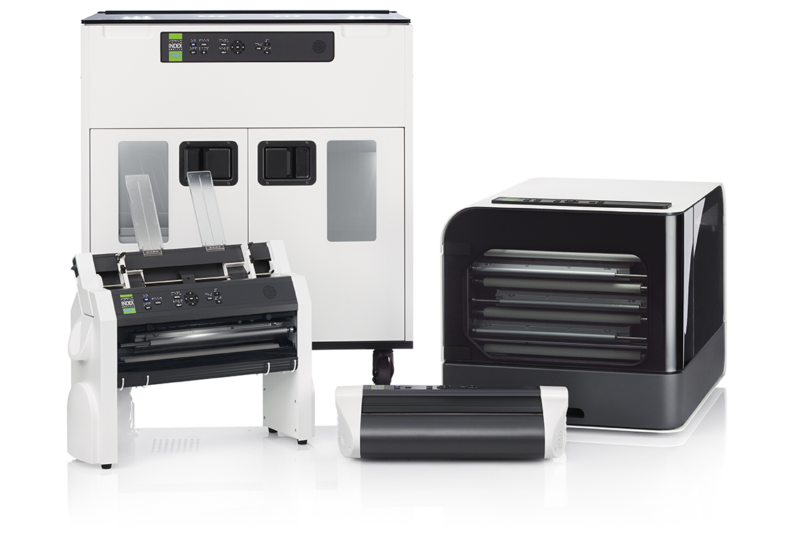 All Index printer available from stock